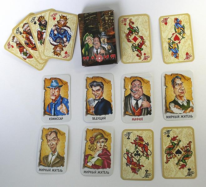 Играть в игры карты мафия отзывы о лучших онлайн казино