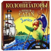 Колонизаторы Джуниор / Catan Junior