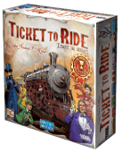Билет на поезд. Америка / Ticket to ride